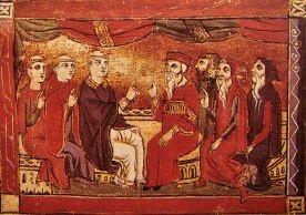 Debata pomiędzy katolikami i chrześcijanami wschodnimi (1290)