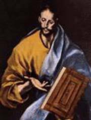 El Greco: Święty Jakub Młodszy, olej na płótnie, 1602-1607